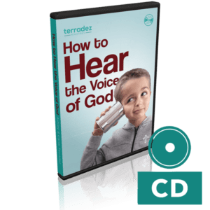 How to Hear the Voice of God CD