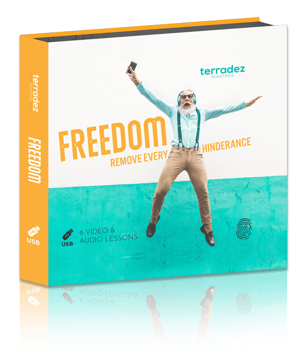 Freedom USB product from Terradez Ministries