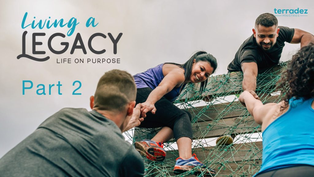 Living a Legacy Part 2 with Ashley & Carlie Terradez