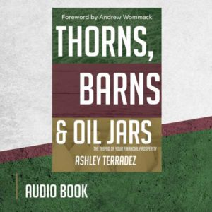 Thorns, Barns & Oil Jars Audio Book from Ashley Terradez