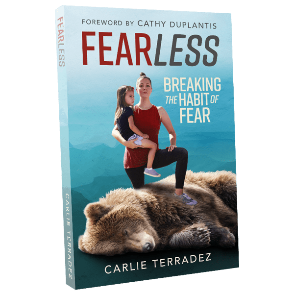 Fearless book by Carlie Terradez
